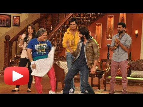 Shahid Kapoor, Sonakshi Sinha, Sonu Sood – Comedy Nights With Kapil