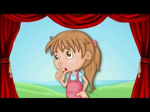 Los sonidos del cuerpo humano - Discriminación Auditiva - Juego Educativo - Niños y Niñas #
