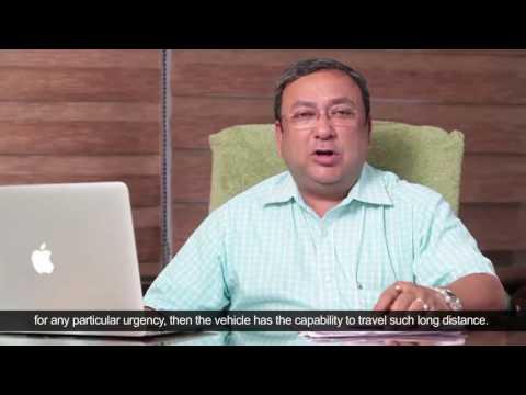 TATA 407 :  Partho Pratim Banerjee shares his experience