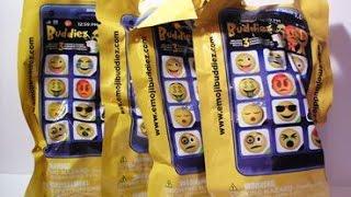 Buddiez Emoji Blind Bags FAIL!