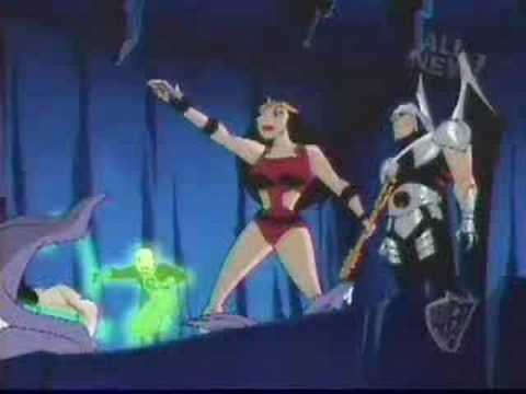 Superhero Mind Control - Batman Beyond the Call Part 2 Video