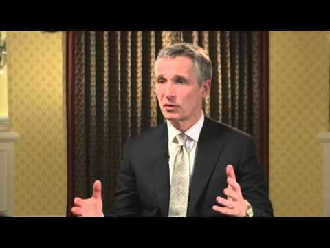 NATO Chief On Russian Propaganda: Jens Stoltenberg gives interview to Voice of America