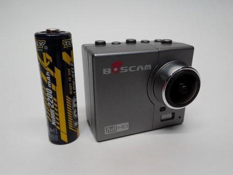 Экшн камера Boscam HD08A