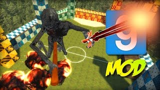 Garry's Mod: HARRY POTTER SPELL FIGHT | Sandbox Insanity