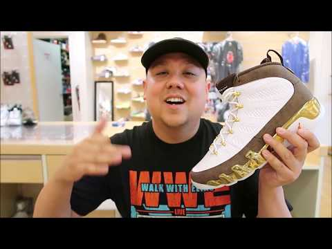 AIR JORDAN 9 IX CARMELO MELO ANTHONY 'MOP SNEAKER REVIEW + SAMPLE OF