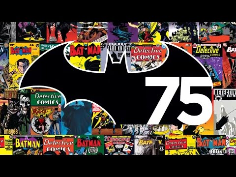 Hot Topic Presents: 75 Years Of Batman