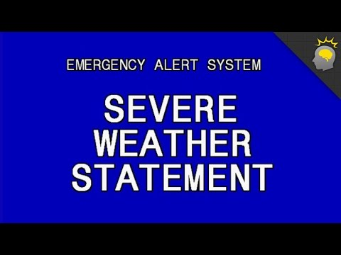 Emergency Broadcast System Fails - Science on the Web #109