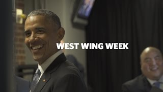 "West Wing Week: 01/06/17 or, ""It's 2017!"""