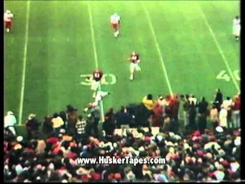 1971 Nebraska vs Oklahoma with Radio Audio