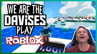 We hebben het tot 1000 gemaakt !! | Roblox Mega Fun Obby EP-53 | We Are The Davises Gaming