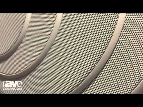CEDIA 2015: Dana Innovations Talks About Degrees of Invisibility for In-Wall Speakers