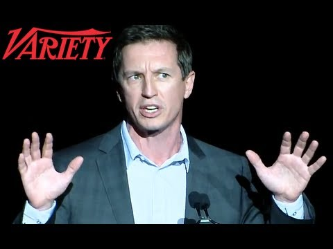 Rove McManus Makes Fun Of Seth MacFarlane's Cleveland Show: Variety Power of Comedy (2012)