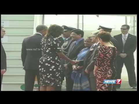 Obama departs for Saudi Arabia