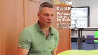 Future Classroom Lab Interview Series #5 - David Brown