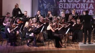 Nõmme Music School Symphony Orchestra Estonia Camille Saint Saëns Bacchanale