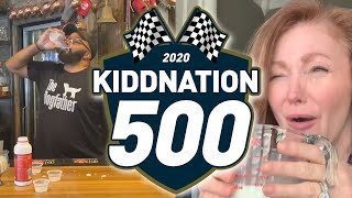 The KiddNation 500 Milk Chugging Competition