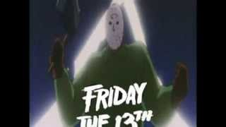 Friday the 13th 2-D