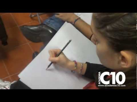 ACADEMIA C10: APUNTES RAPIDOS - BOCETOS- CLASE DE DIBUJO PROFESIONAL