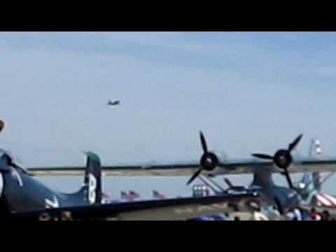 From the Joint Air Show at Andrews Air Force Base on May 15, 2010.