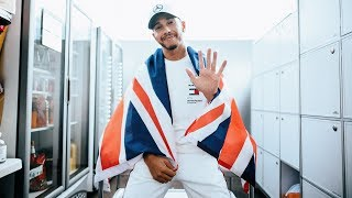 Lewis Hamilton: The 2018 F1 World Champion's Interview