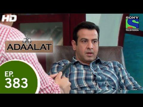 Adaalat - अदालत - Resin Attack - Episode 383 - 21st December 2014 video