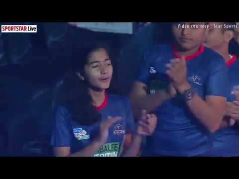 PKL 2018 highlights: Haryana Steelers vs U Mumba
