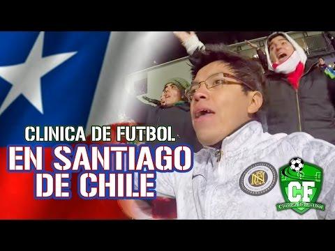 CLINICA DE FUTBOL EN SANTIAGO DE CHILE