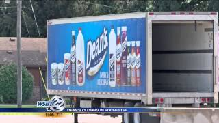 Dean Foods closing its doors in Rochester
