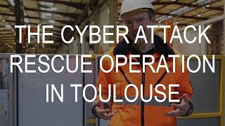 The cyber attack rescue operation in Hydro Toulouse