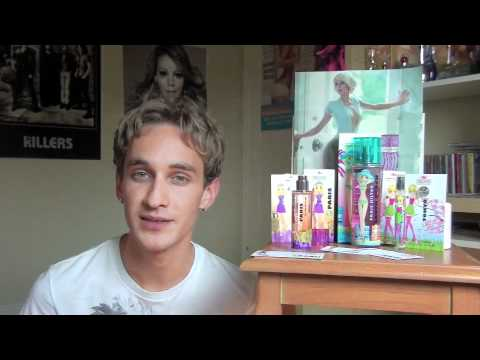 Review: Paris Hilton Passport Fragrance Collection