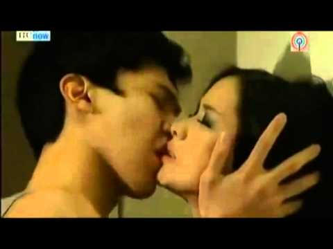 Erich & Enchong Kissing Scene