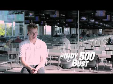Josef Newgarden's Indianapolis 500 Video Blog: Day 5