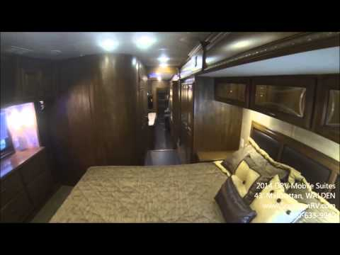 2014 DRV Mobile Suites 43' Manhattan, Walden @ Southern RV, Atlanta