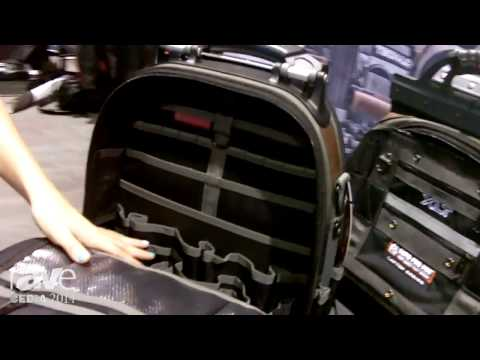 CEDIA 2014: Veto Pro Pac Offers Super Rugged Backpack Tool Bag