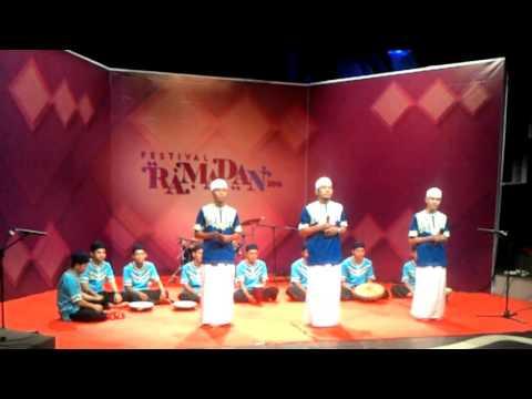 Rohban Al-Hasani live Audisi Festival Ramadhan studio 2 Indosiar