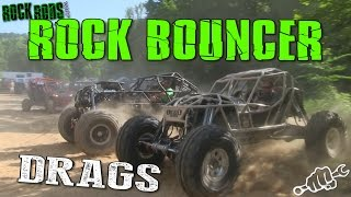 ROCK BOUNCER DRAG RACE HILL CLIMB