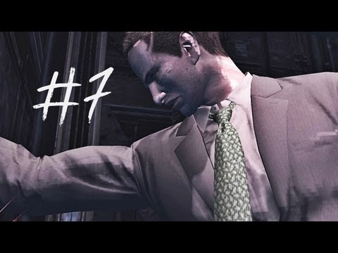 THE MOST DANGEROUS KILLER! - Deadly Premonition The Director's Cut Gameplay Walkthrough Part 7