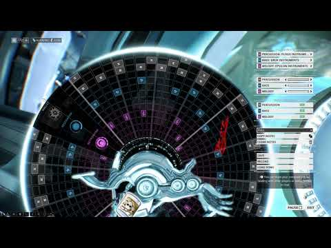 Warframe Mandachord: Speedlord theme (FilthyFrank, 太陽にほえろ 冒険のテーマ/Adventure Theme by Taiyou ni Hoero)