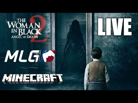[ENDED] Minecraft Survival Competition Livestream - Woman in Black 2