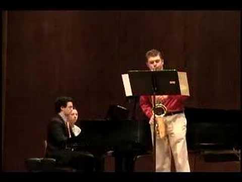 Ballet Impressions/Ostransky - Justin Weaver w/ Mark Rizzo