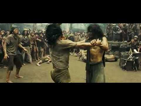 Ong Bak 2 Slave Fight Scene Hun Dub Hd video