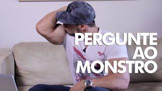 PERGUNTE AO MONSTRO #18