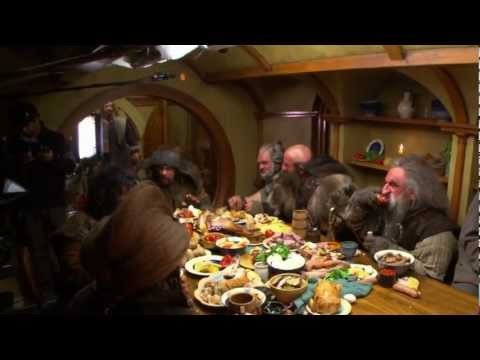 The Hobbit - Production Diaries 3