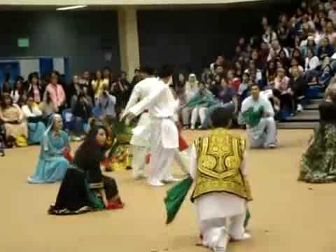 ★afghan Pashto Attan video