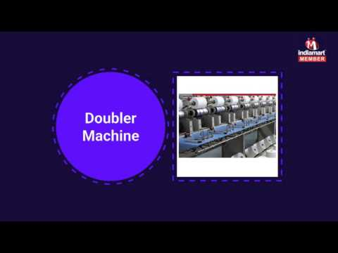 Textile Machinery by Paramount Looms, Surat