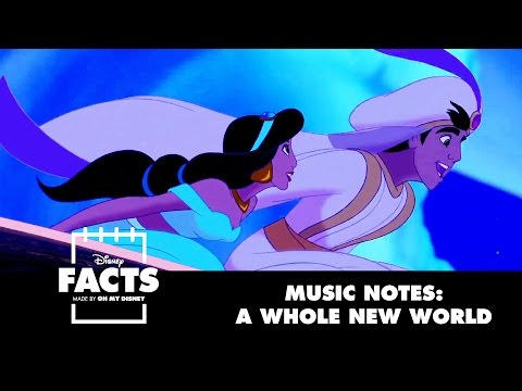 21 Facts About Aladdin's A Whole New World | Disney Facts By Oh My Disney