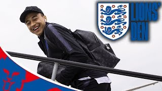 On The Runway as England Head to Russia! | Lions