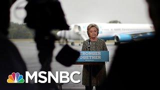 Hillary Clinton Has National Security Experience, Donald Trump