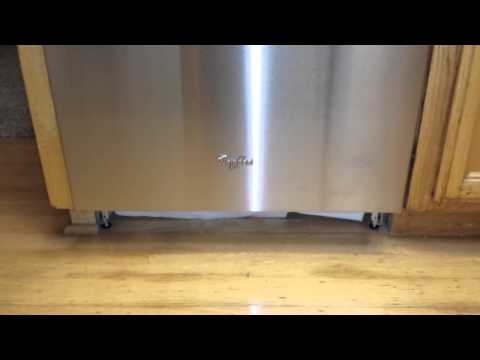 New Whirlpool Dishwasher