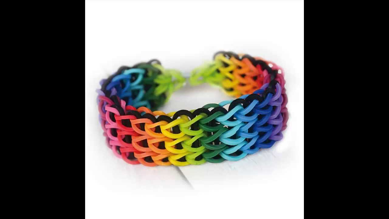 rainbow loom rubber band refill pictures youtube